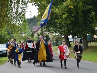 Na Rotštejně připravují Šermířské loučení s létem
