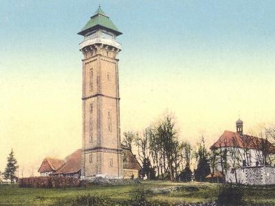 Výstavou v muzeu připomenou 100 let rozhledny na Táboře