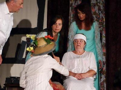 Lučanští ochotníci předvedou v Rokytnici komedii Rozmarný duch