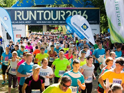 FOTO: Libereckou RunTour ovládli Kocourek a Nývltová
