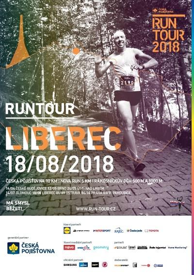 Závod pro rodiny sdětmi RunTour po roce zavítá do Liberce