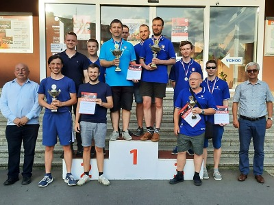 Dvojnásobné vítězství Turnova na otevřeném MČR družstev v šachu