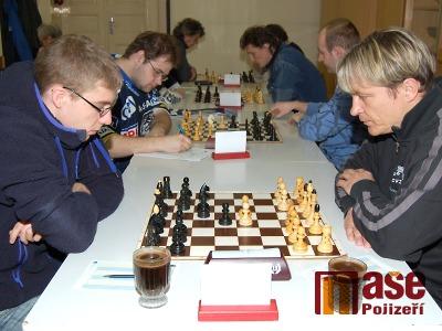 Turnov bude hostit nejlepší šachisty při finále extraligy