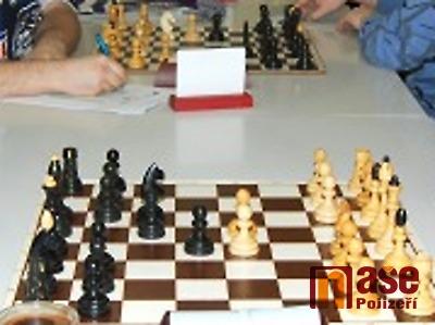 Šachový klub Zikuda Turnov zve na šachový turnaj