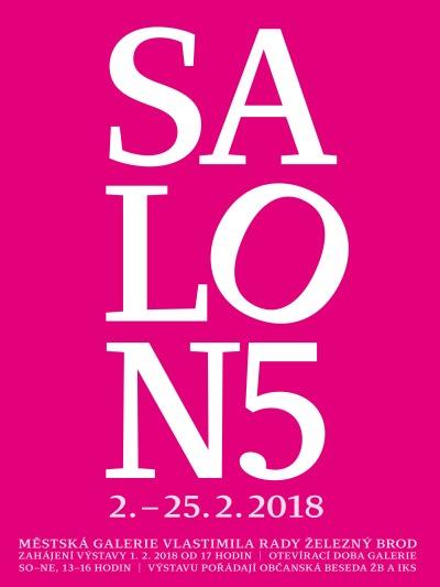 Výstava Salon V představuje v Brodě 265 děl od 76 výtvarníků