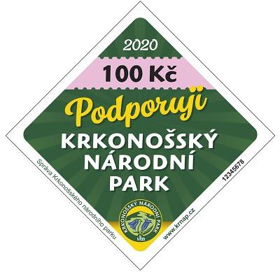 Koupí samolepky můžete podpořit péči o Krkonošský národní park