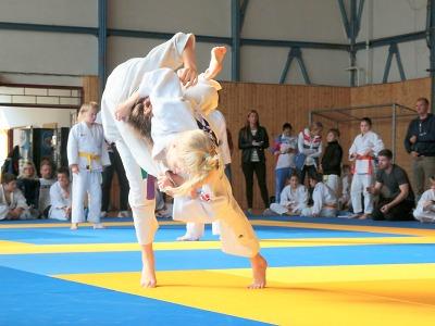 Turnovské naděje získaly 16 medailí z domácí Samurajské katany