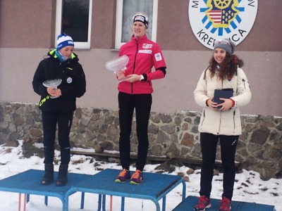 Sandra Schützová dvakrát vítězná na Slovensku ve Slavic cupu
