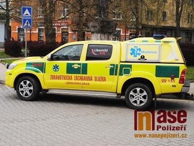Rada kraje schválila koncepci rozvoje Zdravotnické záchranné služby