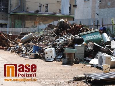 Inspektoři ČIŽP zkontrolovali 31 sběren kovů, čtyři z Libereckého kraje