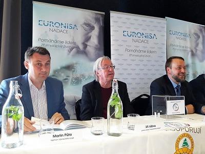 Nadace Euronisa rozdělila přes 800 tisíc korun!