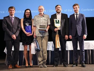 Ocenění Zlatý erb 2019 pro Liberecký kraj i Sdružení Český ráj