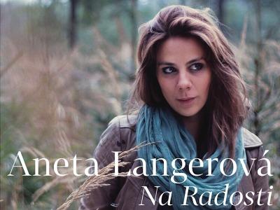 Aneta Langerová: Jsem ráda, že mám možnost sdílet písně s publikem
