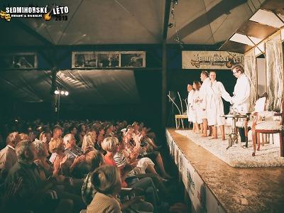 Hudební a divadelní Sedmihorské léto odstartovalo Plnou parou