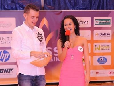 Semifinále Miss Aerobik bylo konečnou pro Simandlovou i Mifkovou