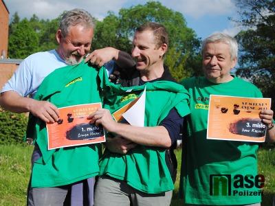 FOTO: Vítězi 3. ročníku Semilského cvrnku Standa Hajský a Ondřej Fries