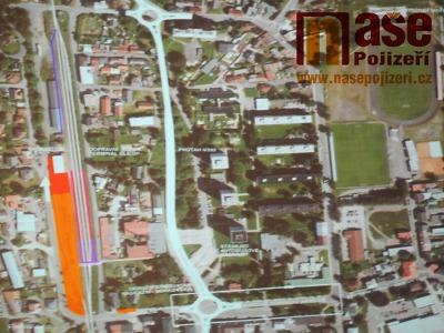 Město Semily připravuje výstavbu dopravního terminálu