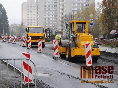Až do 20. května nebude průjezdné semilské náměstí Pavla Tigrida