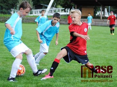 Ohlédnutí za čtyřmi srpnovými turnaji mládeže Semily cup