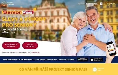 Senioři mají získat slevy díky Senior pasu