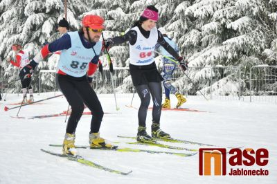 Krajští lyžaři zakončili rok 2011 tradiční Jabloneckou šestidenní