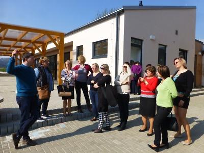Setkání ředitelů mateřských škol z ORP Turnov proběhlo v Karlovicích