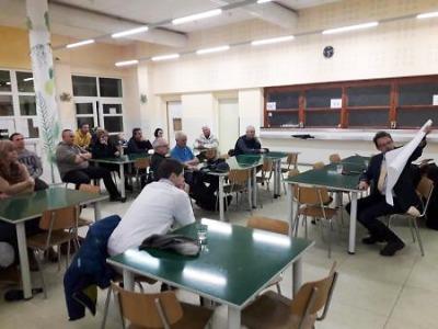 Občané Hruštice, Kasáren a Károvska diskutovali se starostou Turnova