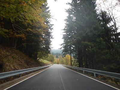 Zprůjezdněné jsou opravené silnice na Loučky a na Horní Mísečky