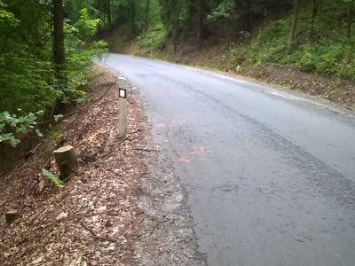 Rekonstrukce silnice z Podbozkova má letos začít, projekt získal dotaci