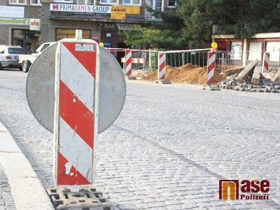 Rekonstrukce uzavře úsek silnice v Pasekách nad Jizerou