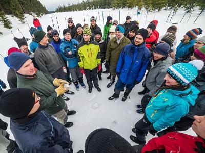 Skautů v Libereckém kraji přibývá. Je jich již přes 2700!