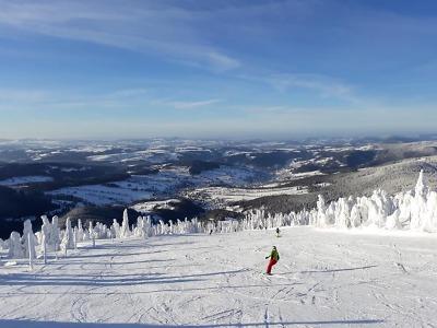 Rokytnický skiareál je připravený na jarní prázdniny