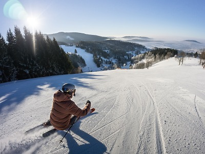 Zimní sezona v Rokytnici byla úspěšná. Přijelo 280 tisíc lyžařů