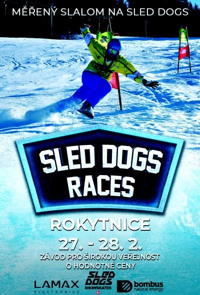V Rokytnici si na Snow Tour můžete sjet slalom na sněžných bruslích