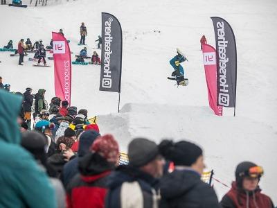 Snowboardový Just Ride! pokračuje na Ještědu