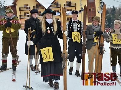 Obrazem: Ski retro festival ve Szklarske Porebe 2016