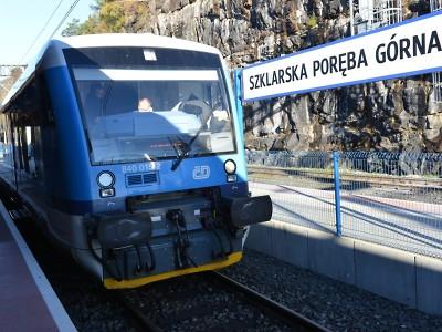 Na trati do Harrachova bude v úseku Dolní Polubný - Kořenov výluka