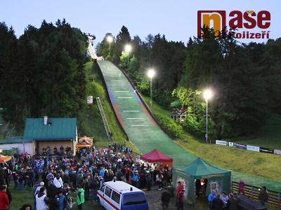 V Lomnici se koná letní sdruženářský šampionát, titul obhajuje Portyk