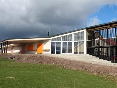 FOTO: Ve Studenci rekonstruovali kabiny a zázemí fotbalistů