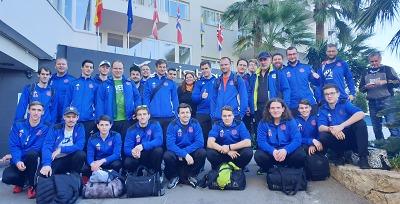 Fotbalisté SK Studenec absolvovali zimní soustředění na Mallorce