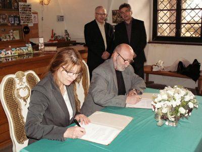 Na benešovském zámku otevřeli nové infocentrum
