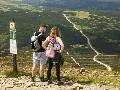 Ohlédnutí za letní turistickou sezonou v Krkonoších
