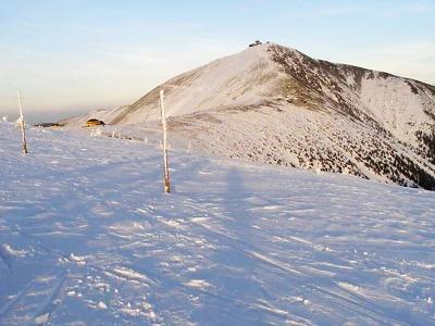 Členové horské služby uctí památku Spusty a Messnera