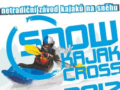 V Herlíkovicích v sobotu pojedou kajaky na sněhu a ledu