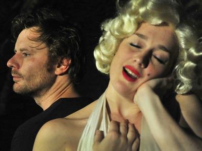 Inscenaci Spal jsem s Marilyn! uvidí diváci KC Golf