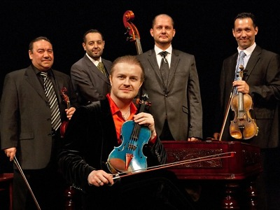 Pavel Šporcl a Gypsy Way Ensemble zavítají do SD Jilm