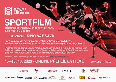 Sportfilm přivítá filmové tvůrce i tenistu Radka Štěpánka