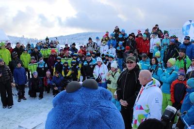 Mladí sportovci Libereckého kraje přiváží z dětské olympiády 32 medailí
