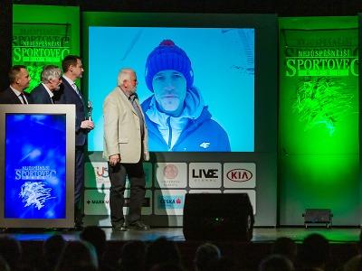 FOTO: Korunu nejlepšího sportovce Pojizeří uhájil Roman Koudelka