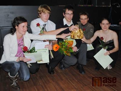 FOTO: V Turnově vyhlásili nejlepší sportovce města za rok 2012